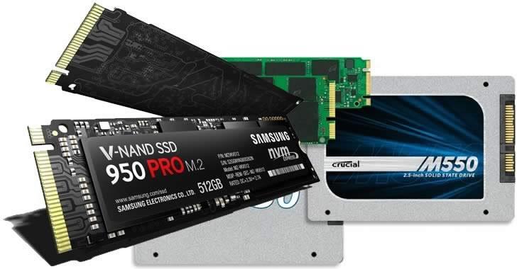 Цените на SSD падат, все по-често ще виждаме лаптопи с SSD