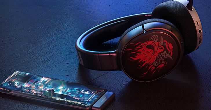 SteelSeries с ексклузивни слушалки за Cyberpunk 2077