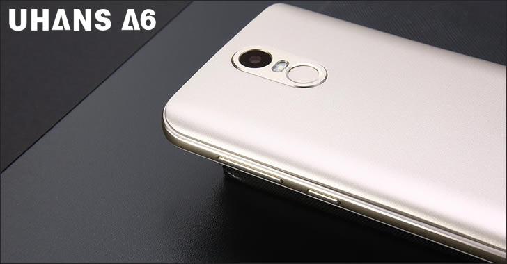 Uhans A6 camera