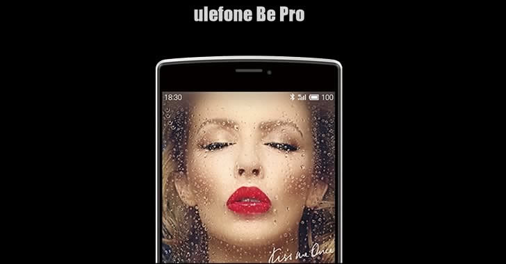 Ulefone Be Pro - 5.5-инчов 4G смартфон с 2GB RAM на склад в Европа