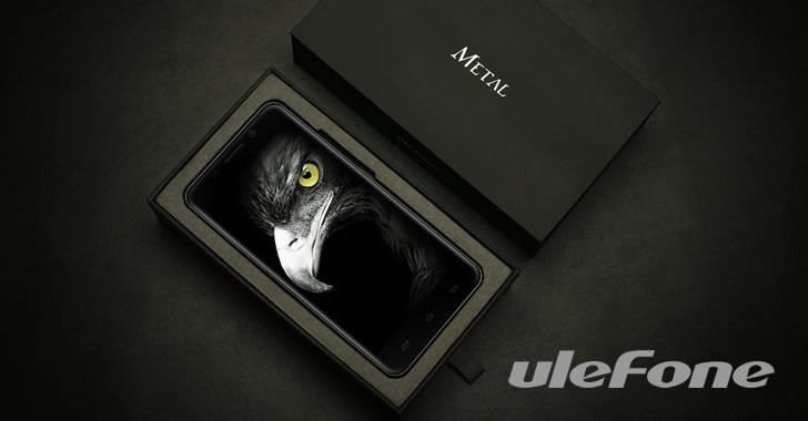 Ulefone Metal - евтин 4G смартфон с Android 6 и Gorilla Glass 3 защита