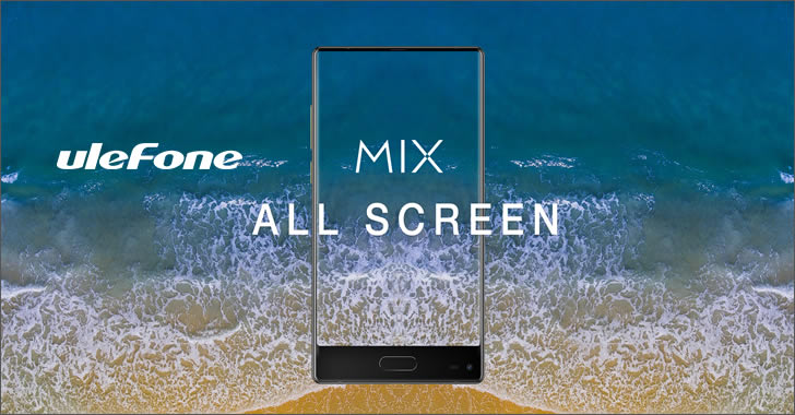 Ulefone Mix design