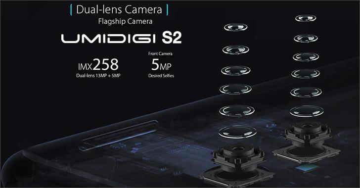 Umidigi S2 camera
