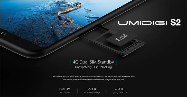 Umidigi S2 dual SIM