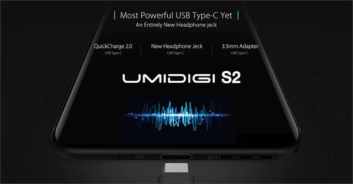 Umidigi S2 USB Type-C