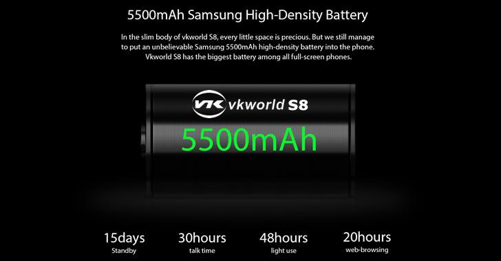 VKworld S8 5500
