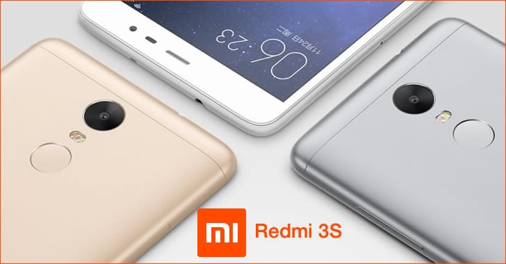Xiaomi Redmi 3s - компактен смартфон с 5-инчов дисплей, метален корпус и ниска цена