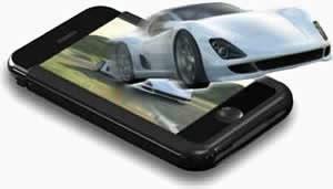 Samsung ще пусне на пазара 3D смартфон до края на годината