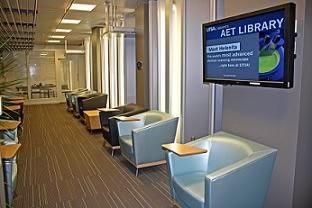 Първата библиотека в САЩ без книжни книги вече е факт...
