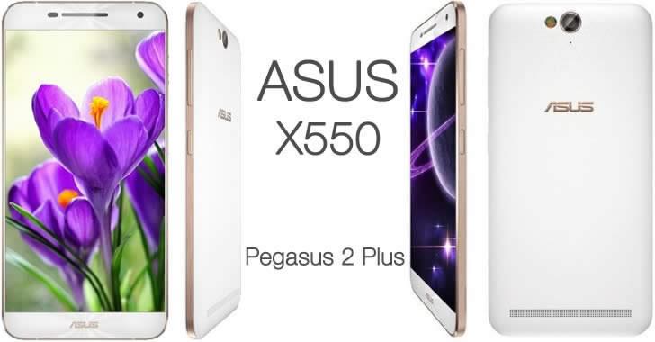 ASUS X550 Pegasus 2 Plus