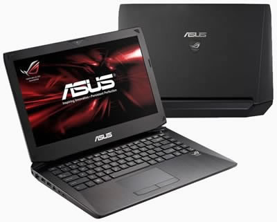 ASUS R.O.G. G750JX лаптоп с видеоускорител nVidia GeForce GTX 770M
