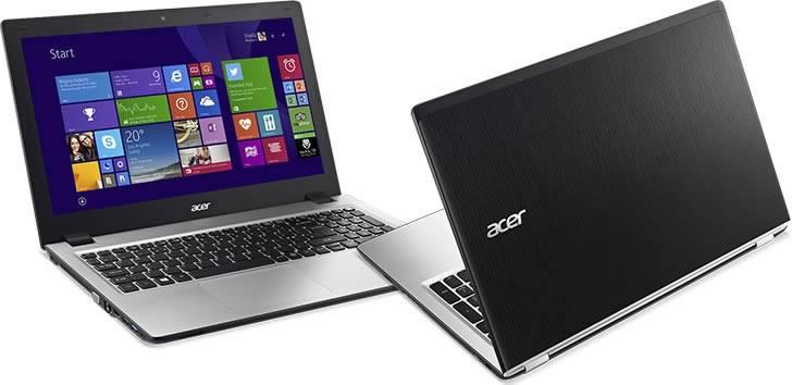 Acer Aspire V3-574G - ефектен лаптоп със страхотен дисплей