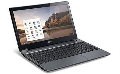 Производството на лаптопи с Chrome OS ще се повиши съществено до края на годината