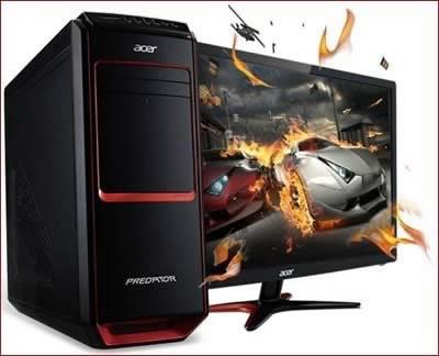 Acer Predator G3-605 - заслужават ли си или по-добре да изберем асемблирана конфигурация?