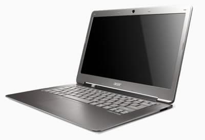 Acer Aspire S3 - Ултрабук от класа с Intel Core i7 и SSD