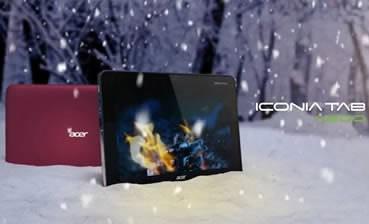 Acer подготвя нов таблет - Iconia Tab A200