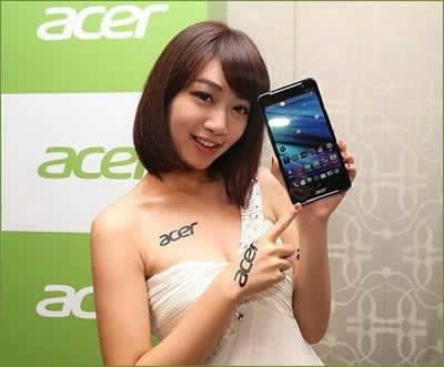 Acer Iconia Talk S - 7-инчов таблет с ало функции и 2 SIM карти