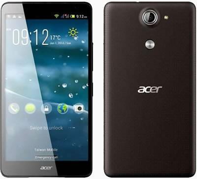 Acer Liquid X1 - пореден интересен фаблет с 5.7-инчов екран