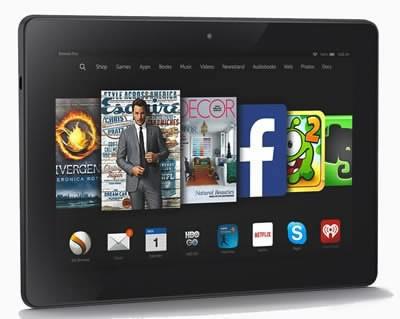 Пореден опит за iPad килър - таблета Amazon Fire HDX 8.9