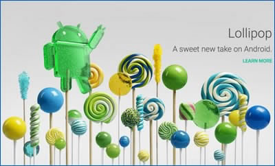 Кои смартфони ще получат обновление до Android 5.0 Lollipop