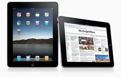 Apple iPad чувствително ще намали тиража на хартиените вестници през 2011г