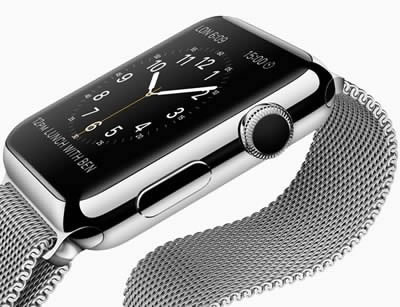 Подробности за Apple Watch - сапфир стъкло, 512 MB RAM, LG AMOLED екран