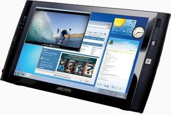 ARCHOS 9 PC Tablet в обновена, SSD ревизия