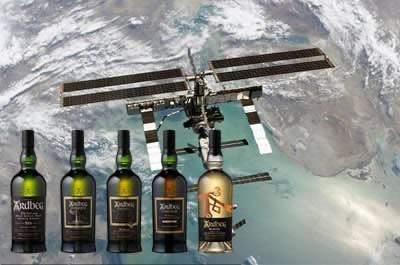 Международната космическа станция се превръща в уиски дистилерия