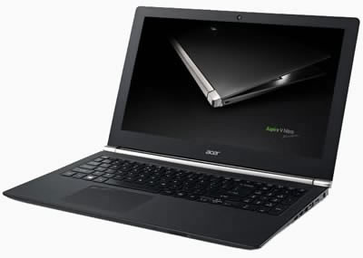 Acer Aspire V Nitro Black Edition - мощен лаптоп с Ultra HD 4K екран