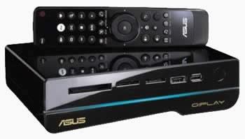 Нов мултимедиен плеър от Asus - O!Play Gallery HD media player