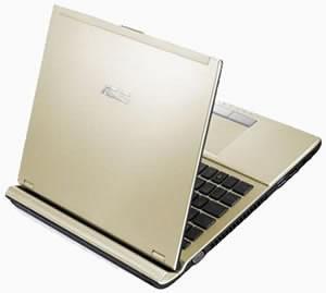 Лаптопът ASUS U46 осигурява 10 часа автономна работа