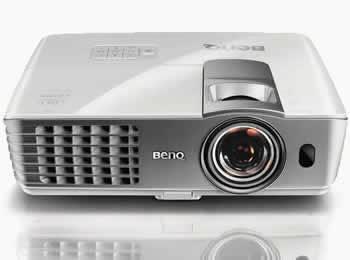 BenQ W1080ST — DLP проектор за дома и офиса