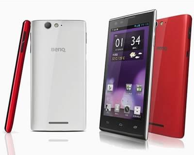 Benq се опитва да се върне на пазара на смартфони след 5-годишна пауза