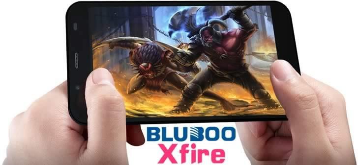 Bluboo XFire Game