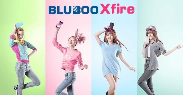 Bluboo XFire - евтин 5-инчов 4G смартфон с Android 5.1