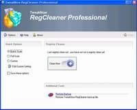 TweakNow RegCleaner Professional 2.9.6