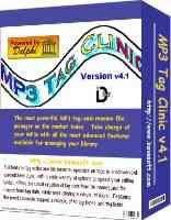 MP3 Tag Clinic 4.2.4.5