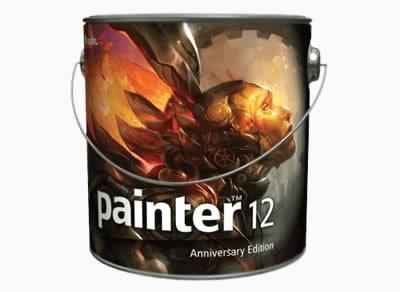 Corel Painter 12 предлага нови творчески инструменти