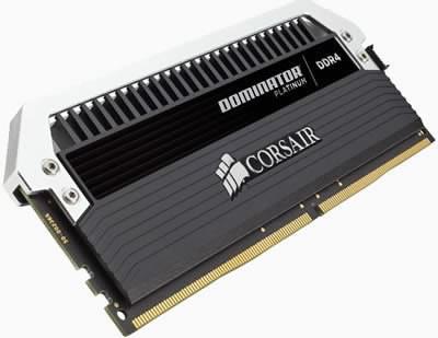 Corsair и ASUS анонсираха най-бързата DDR4 RAM в света