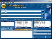 DVD ReBuilder 0.98 Free