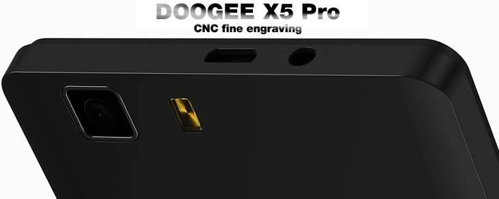 Doogee X5 Pro CNC