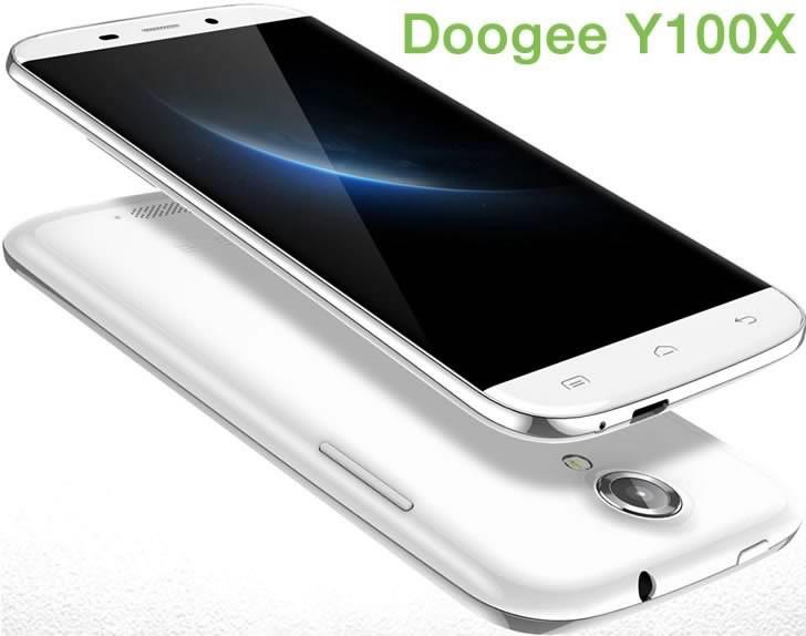 Doogee Y100X - смартфон с изключително тънка рамка в комплект с 3D очила