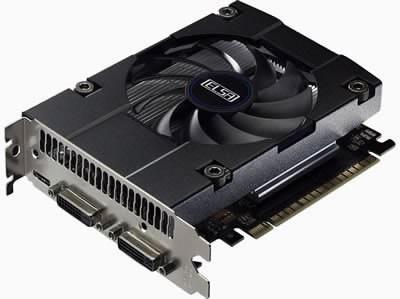Мощен видеоускорител за компактни настолни компютри - ELSA GeForce GTX 750 Ti 2GB S.A.C.