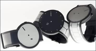 Sony подготвя часовника FES Watch с E-Ink екран и променящ се дизайн