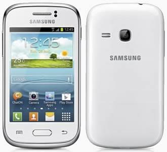 Samsung представи бюджетните смартфони Galaxy Young и Galaxy Fame