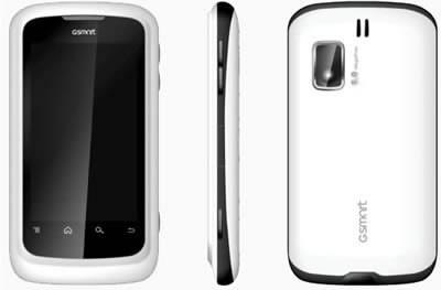 GIGABYTE GSmart Rola - евтин Android смартфон с две sim карти