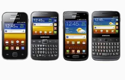 Samsung анонсира 4 смартфона според новата система за именуване