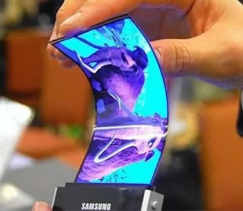 Samsung Galaxy Round - първия смартфон с огъващ се екран ще бъде представен тази седмица?