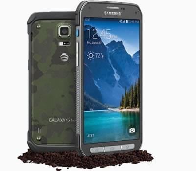 Samsung Galaxy S5 Active брои ударите на сърцето, но няма дактилоскопичен датчик