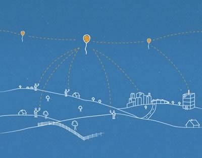 Работата по Google Project Loon - интернет от въздушни балони продължава